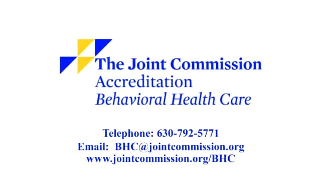 Behavioral Health accreditation about the on site survey