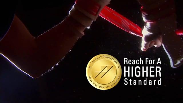 Reach for a Higher Standard