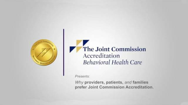 Why providers patients and families prefer Joint Commission accreditation.