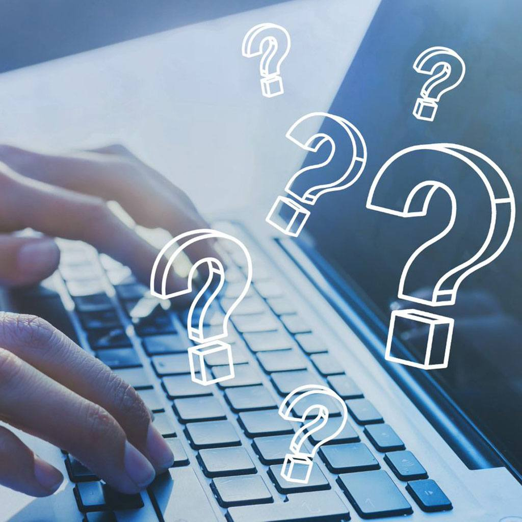 FAQ, ask questions online, what where when how and why, search information.