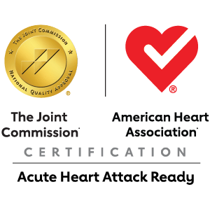 TJC and AHA Acute Heart Attack Ready