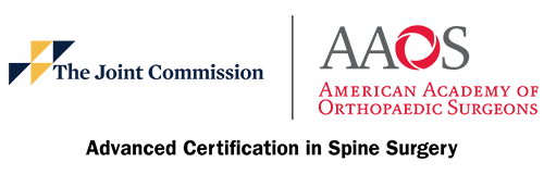 Disease Specific Care AAOS spine surgery