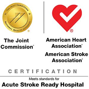 TJC and AHA Acute Stroke Ready Hospital