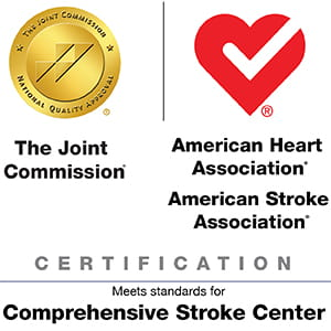 TJC and AHA Comprehensive Stroke Center
