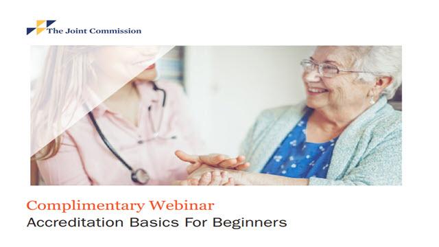 Accreditation Basics for Beginners Complimentary Webinars